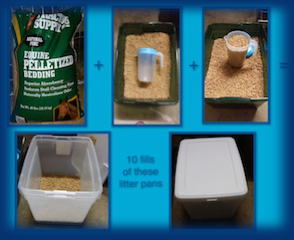 Litter Boxes Litter Good Human Habits For Our Cats